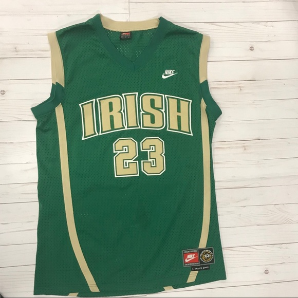 the latest 638db ce22b Nike Authentic Lebron James Highschool Jersey
